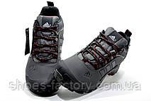 Кроссовки для туризма в стиле Adidas Climaproof, Gray\Black, фото 3