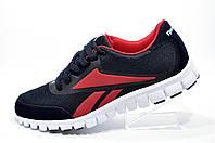 Беговые кроссовки в стиле Reebok REALFLEX TRAIN RS, Dark blue\Red\White