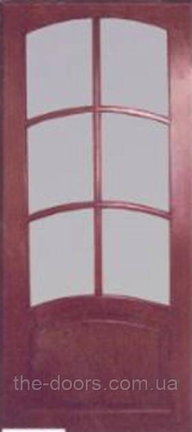 Двери модель М19из массива сосны
