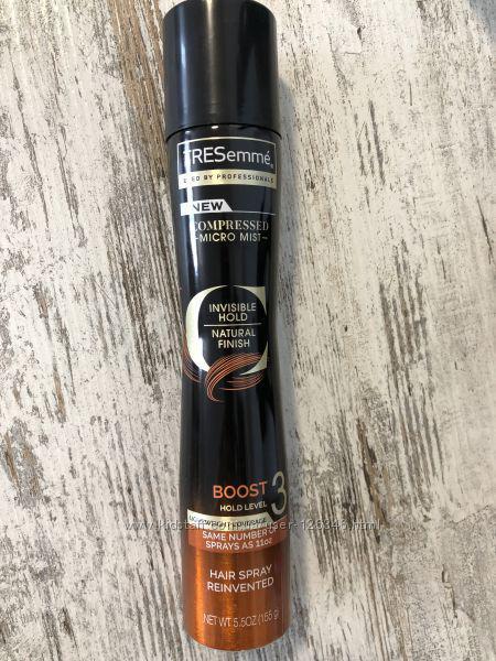 Лак для волос TRESemme Micro Mist Hairspray Hold Level 3 Boost