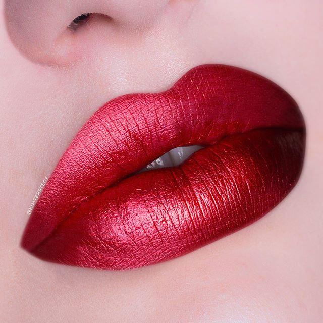 Lime Crime red hot