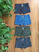 Мужские боксеры стрейчевые из бамбука  Марка  «DOOMILAI» Арт.D-01113, фото 2