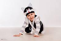 """Карнавальный костюм для ребенка """"Котик черный"""""""