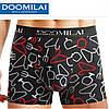 Мужские боксеры стрейчевые из бамбука  Марка  «DOOMILAI» Арт.D-01115