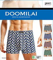 Мужские боксеры стрейчевые из бамбука  Марка  «DOOMILAI» Арт.D-01117, фото 3