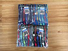 """Чоловічі стрейчеві боксери з бамбука марка """"DOOMILAI"""" Арт.D-01116(3XL,4XL), фото 3"""