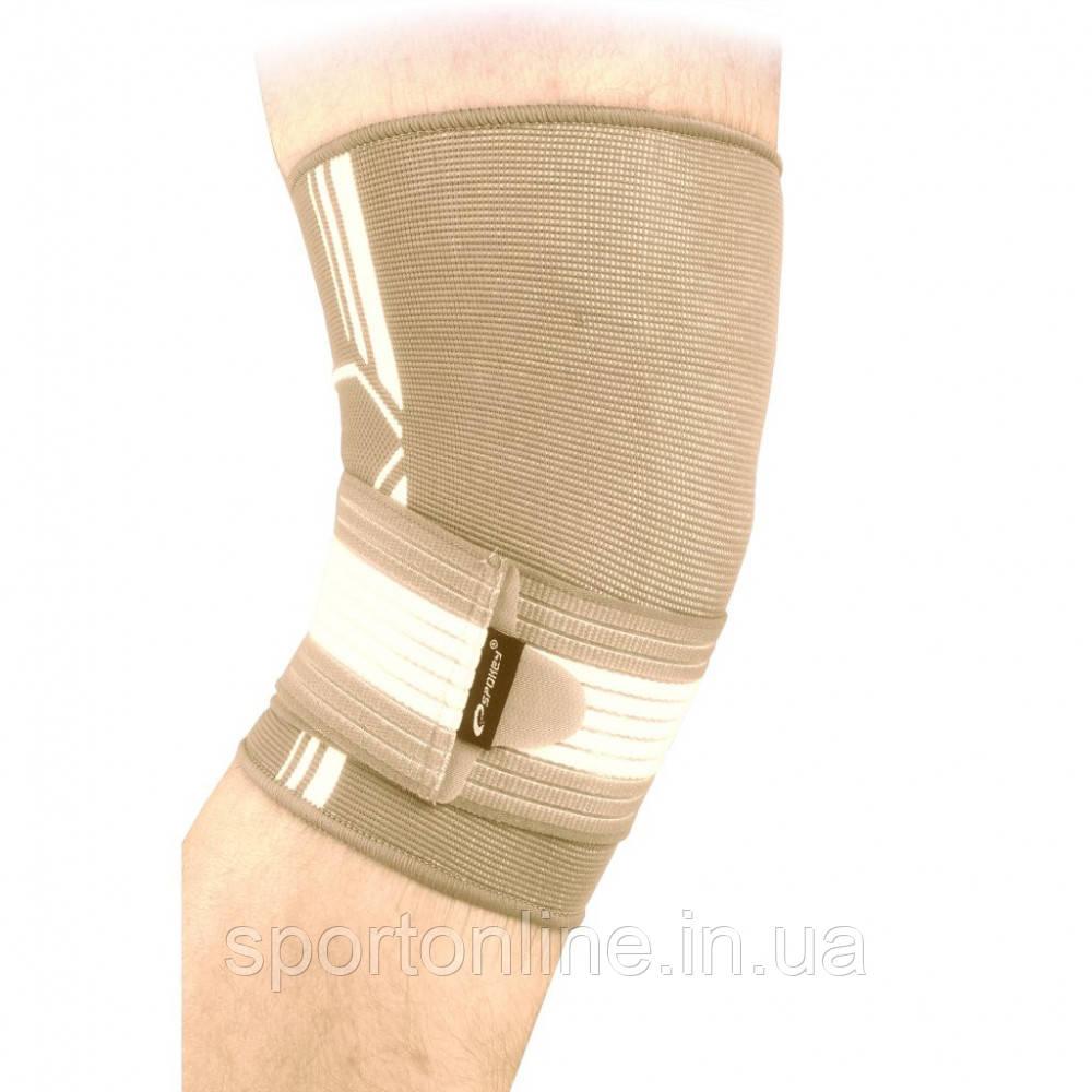 Cпортивный бандаж для колена Spokey Segro (original) бежевый