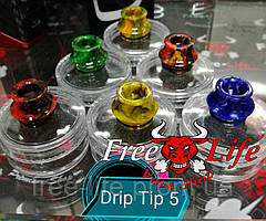 Drip tips 5
