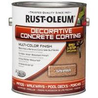 Декоративное покрытие для бетона с эффектом камня, тосканская скала, 3.78 litre, Rust Oleum