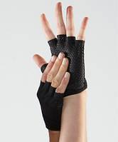 Перчатки для йоги с силиконовыми вкраплениями DRAGON