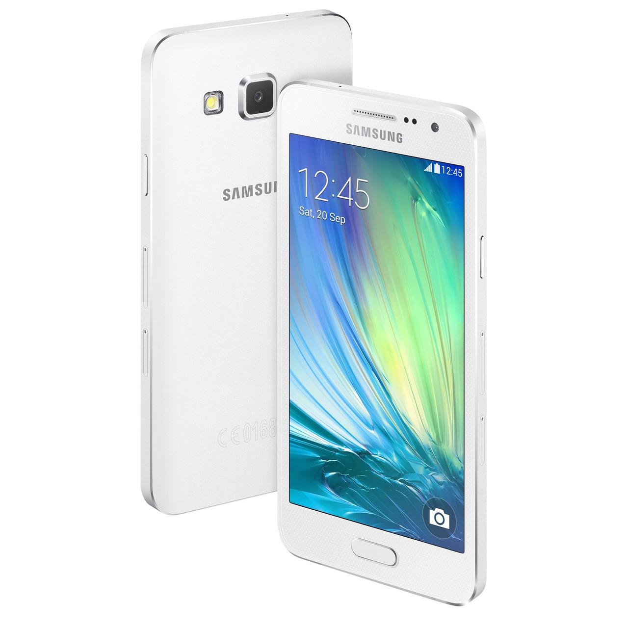 Смартфон Samsung A300H Galaxy A3 (Pearl White)