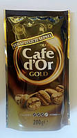 Растворимый кофе Cafe d`Or Gold 200 гр (эконом)