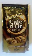 Растворимый кофе Cafe d`Or Gold 200 гр (эконом)