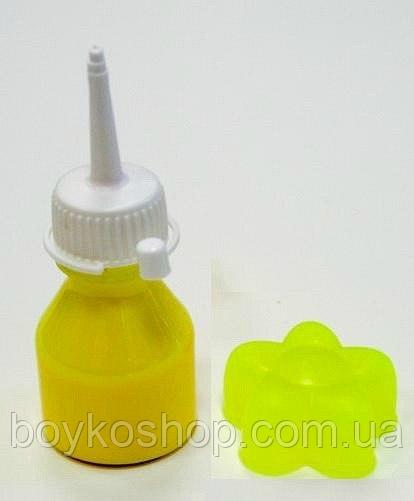 Пигмент для мыла Неоновый лимонный