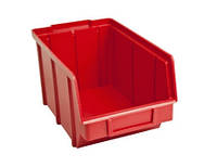 Метизные ящики для хранения 701 красный 125 145 230