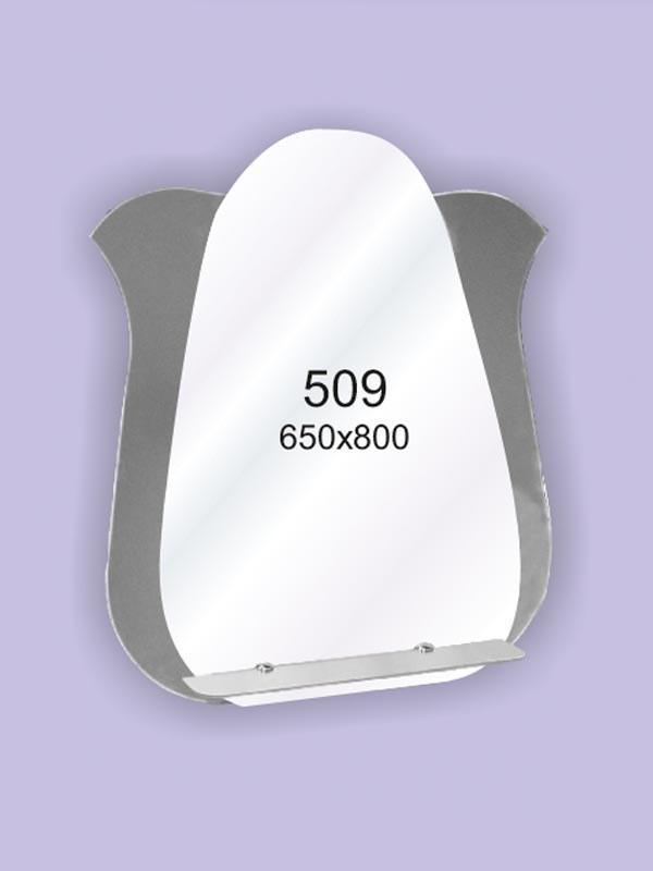 Зеркало для ванной комнаты 650х800 Ф509