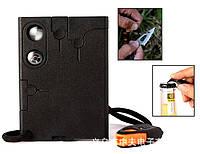 Многофункциональный инструмент (18в1), изготовлен из ABS-платсика, отличное качество, для походов и т.п.