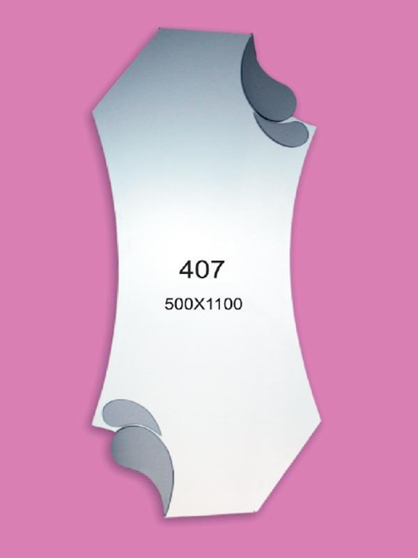 Зеркало для комнаты 500х1100 Ф407
