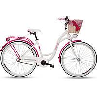 Городской женский велосипед Goetze BLUEBERRY 28