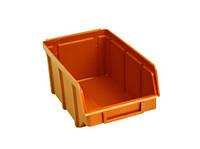 Метизные лотки и ящички 702 оранжевый 75 100 155
