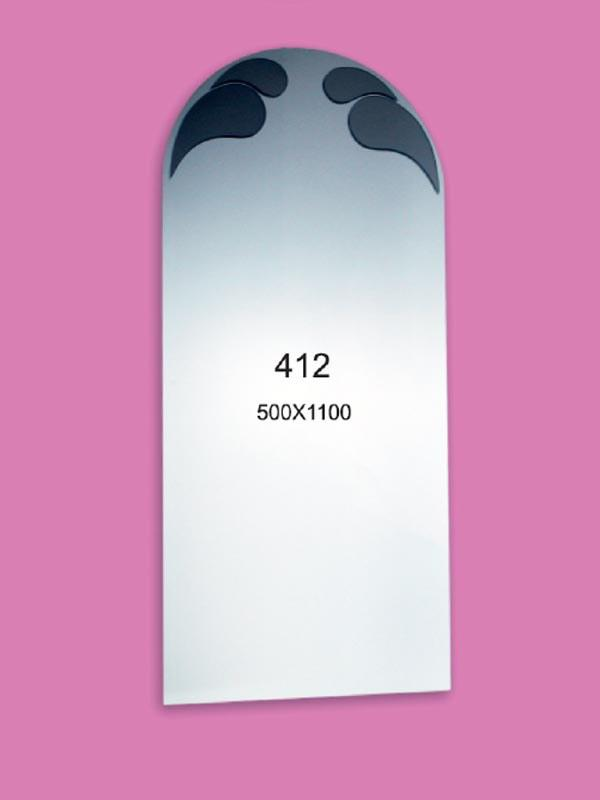 Зеркало для комнаты 500х1100 Ф412