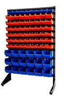 Лоток для метизов на стеллаж с ящиками Арт15-81ОС
