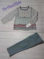 Комлект джинсы (джеггинсы) и блузка Carters на 12-18 мес. 86