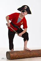 """Новогодний детский карнавальный костюм """"Пират"""""""