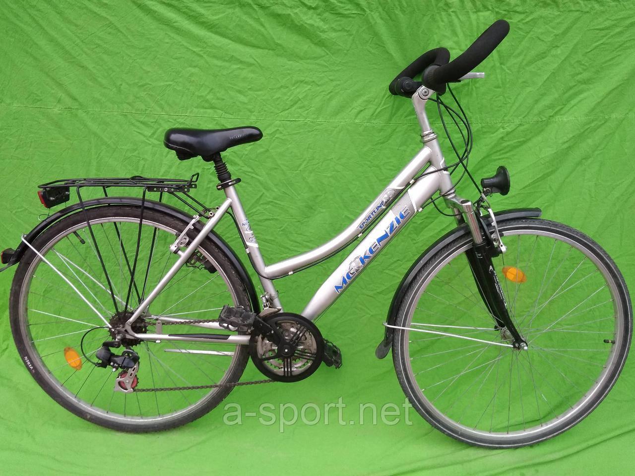 Жіночий велосипед, дамка Mckenzie з Німеччини