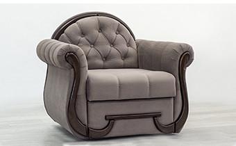 Кресло Отаман нераскладное Мебус