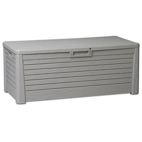 Скриня пластиковий Florida 550 л теплий сірий Toomax