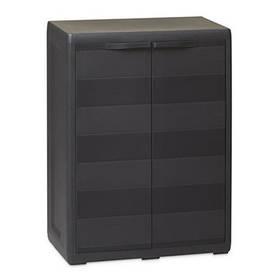Шафа низький 2-х дверний Elegance S Toomax чорний