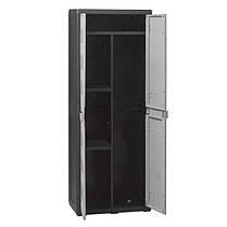 Шкаф 2-х дверный Elegance S Toomax черный, фото 2