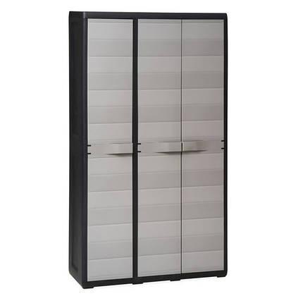 Шафа 3-х дверний Elegance S Toomax теплий сірий, фото 2