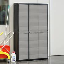 Шафа 3-х дверний Elegance S Toomax теплий сірий, фото 3