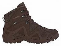Ботинки Lowa Zephyr GTX MID TF Dark Brown, фото 1