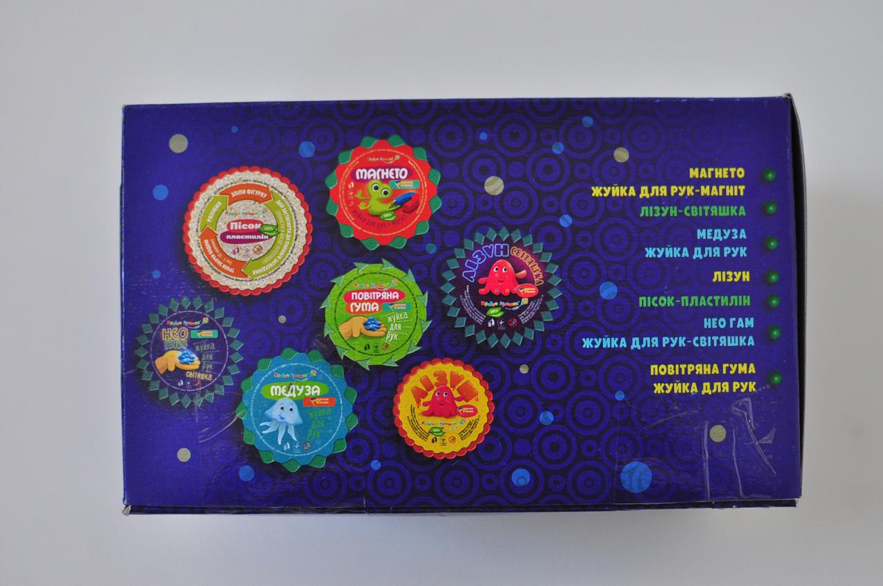 Игрушка лизун Свитяшка в соуснике, KI-2003