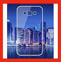 Прозрачный силиконовый чехол для Samsung Galaxy A7 2016 A710 ультратонкий