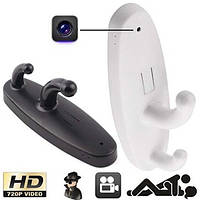 Кручок с камерой(+ Датчик движения) видеокамера, скрытая камера, охрана дома или офиса