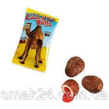 Жевательные конфеты (жвачки) без глютена Fini Camel Balls яйца верблюда Испания 200штх5г