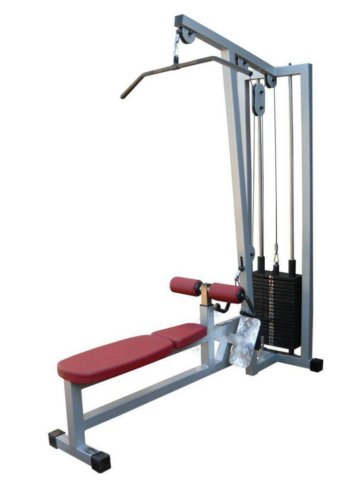 Блок для м'язів спини комбінований GB.03