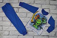 Пижама Ниндзяго, интерлок,хлопок