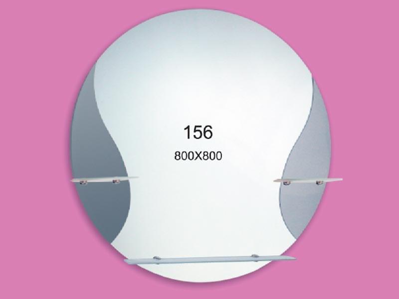Зеркало для ванной комнаты 800х800 Ф156