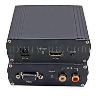 Преобразователь VGA-HDMI
