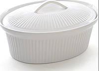 Форма овальная с крышкой для выпечки Bianco BergHoff 1691145 21*16*8