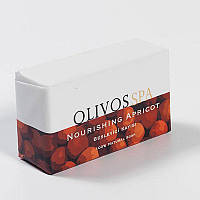 Оливковое натуральное мыло Olivos Spa Nourishing Apricot/ Абрикос/, 250г