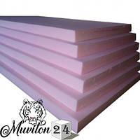 Поролон мебельный 100мм (1х2м.) 25-Плотность