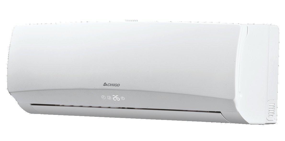 Кондиционер CHIGO ATLANTA CS-35H3A-V155 (35 м.кв.)