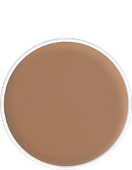 Коричневый компактный аквагрим AQUACOLOR 4мл(оттенок NB 1)