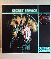 CD диск Secret Service - Cutting Corners